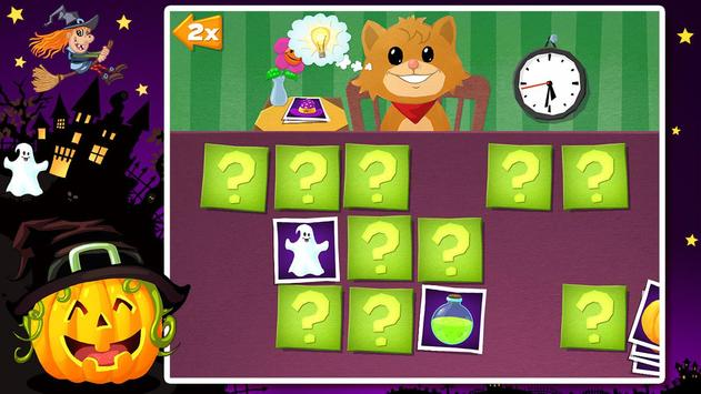 Halloween Shapes screenshot 3