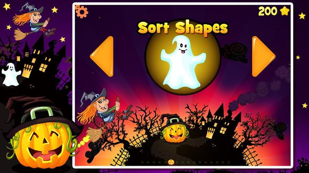 Halloween Shapes screenshot 4