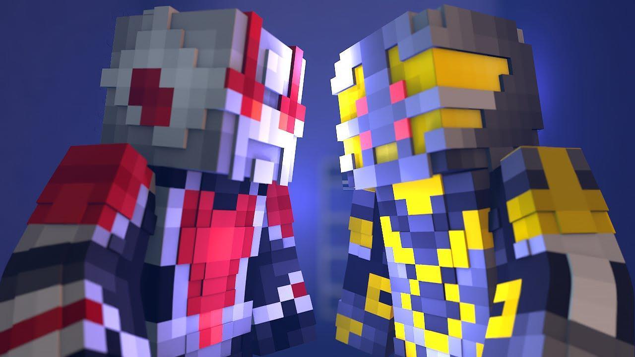 Robot Skins for Minecraft PE para Android - APK Baixar