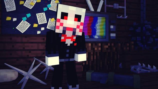 Horror Skins For Minecraft PE APK Download Free Art Design APP - Horror skins fur minecraft