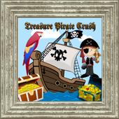 Treasure Pirate Crush icon