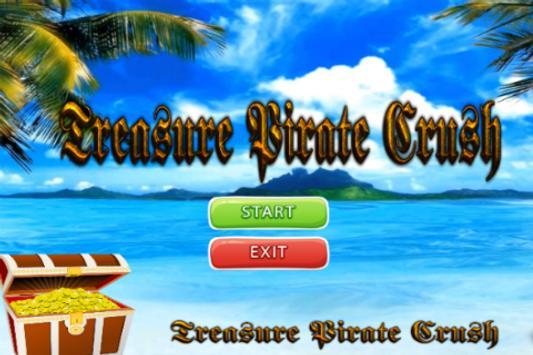 Treasure Pirate Crush apk screenshot