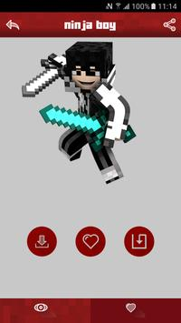 Skins For Minecraft PE PvP APK Download Free Books Reference - Skins para minecraft pe pvp