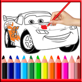 Mcqueen Coloring Pages icon