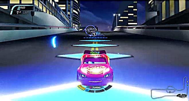 New Mcqueen Lightning Race apk screenshot