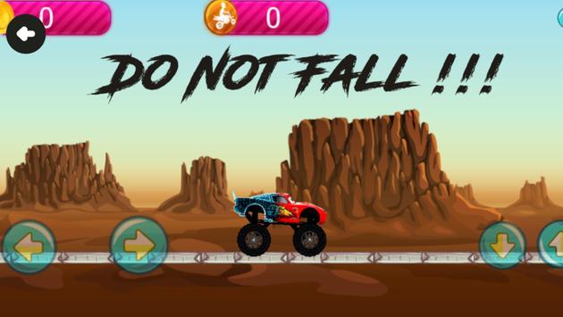 Mcqueen Lightning Sport Car screenshot 3