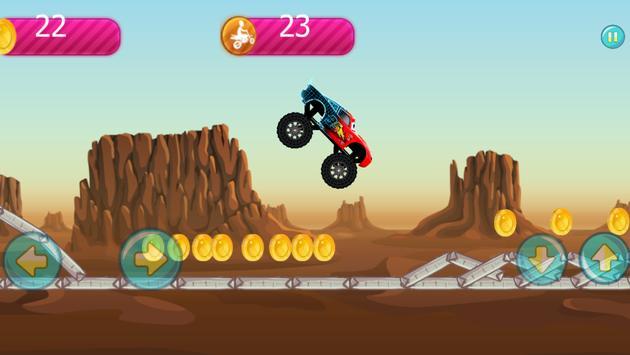 Mcqueen Lightning Sport Car screenshot 5