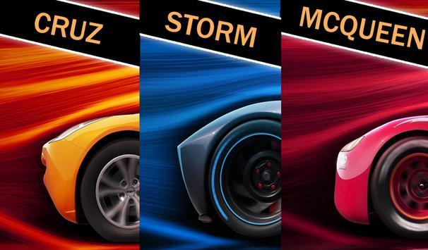 Ultimate Mcqueen Race Lightning screenshot 1