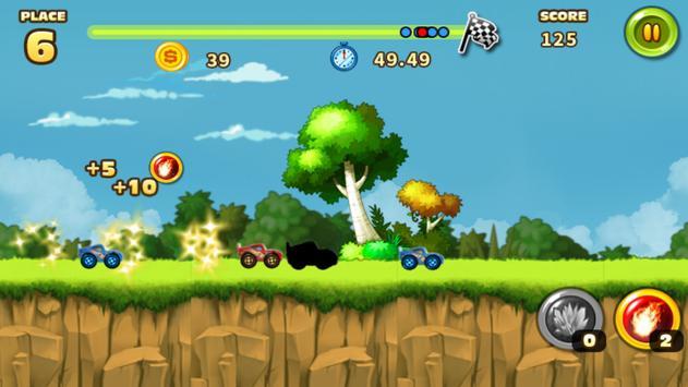 Mcqueen Lightning Racing Game screenshot 5