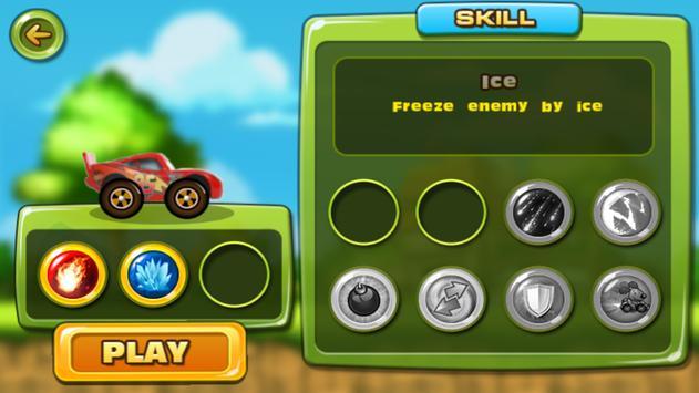 Mcqueen Lightning Racing Game screenshot 8