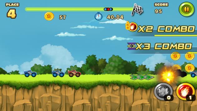 Mcqueen Lightning Racing Game screenshot 10