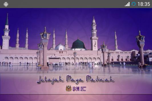 Jelajah Maya Madinah poster