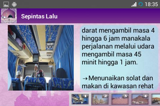 Jelajah Maya Madinah apk screenshot
