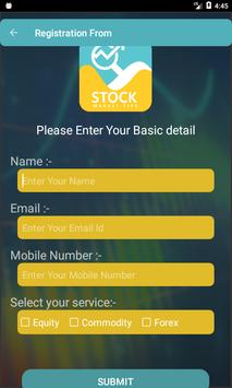 Stock Market tips | Intraday Tips app for poster