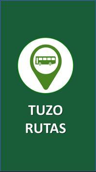 Tuzo Rutas poster