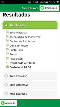 Tuzo Rutas screenshot 3