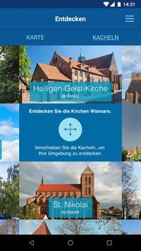 NordKirchenTour Wismar screenshot 2