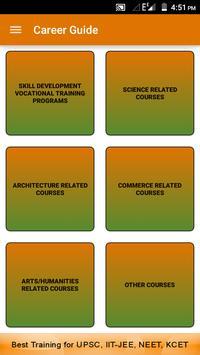 Career Guide poster