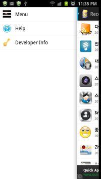 Recent App Delete screenshot 1