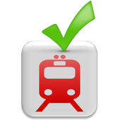 Simple Destination Alarm icon