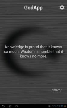 GodApp - religious wisdom apk screenshot