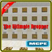 The Ultimate Dropper Map MCPE icon