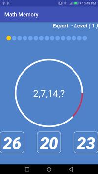 Math Memory screenshot 4