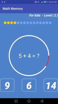 Math Memory screenshot 5