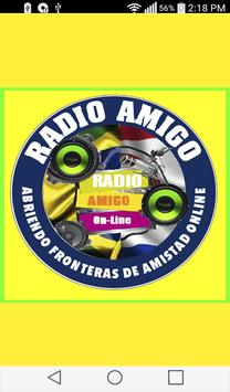 FM AMIGOS - RADIO ONLINE HD poster
