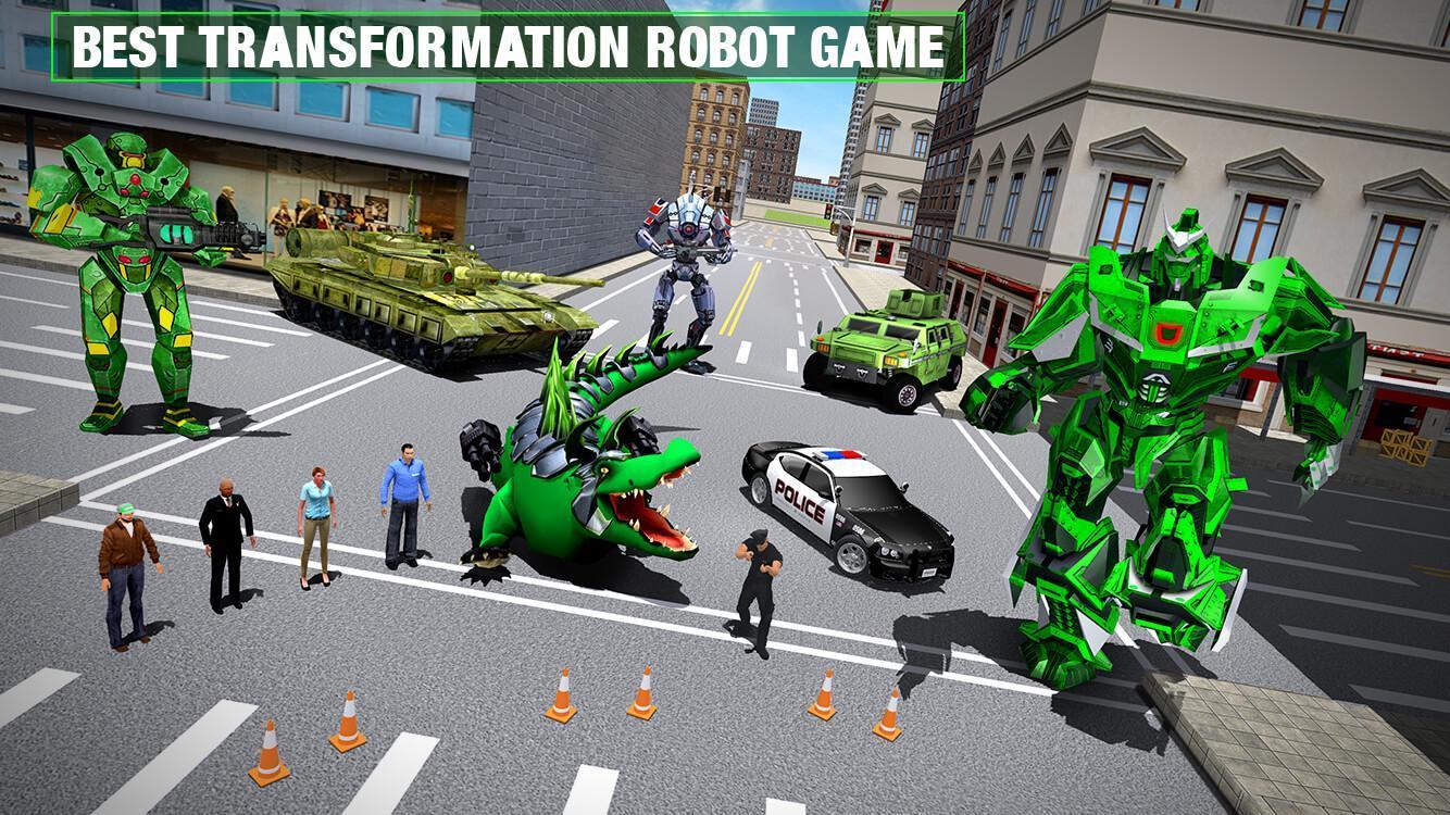 Best Robot Game