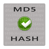 MD5 Hash (Free, No Ads) icon