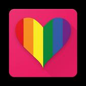 Secret LGBT Community Chat icon