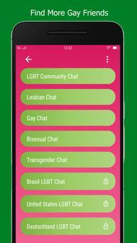 Secret LGBT Community Chat screenshot 3