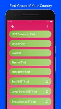 Secret LGBT Community Chat screenshot 4