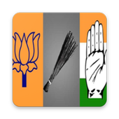 Indian Political Party Photo Frame icon