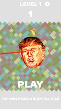 Donald Trump Laser Eyes Game poster