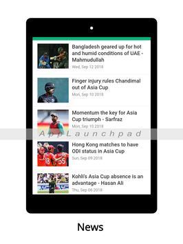 Asia Cup 2018 screenshot 9