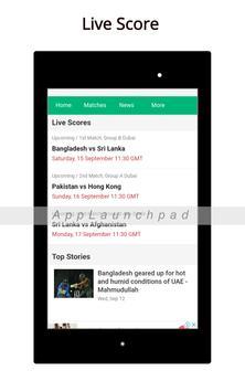 Asia Cup 2018 screenshot 11