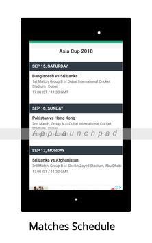 Asia Cup 2018 screenshot 12