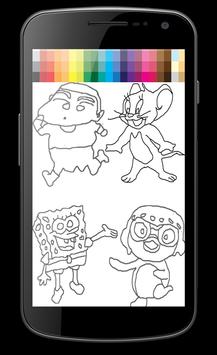 Learn Coloring Book For Me Apk Screenshot