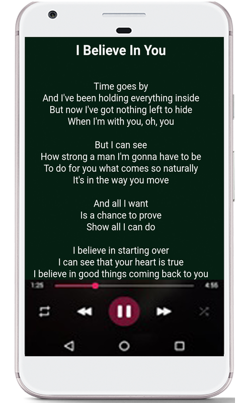 download i believe in you michael buble mp3