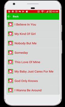 michael bublé songs lyrics screenshot 1