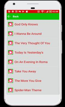 michael bublé songs lyrics screenshot 2