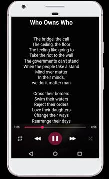 Prophets of Rage Songs 2017 apk screenshot