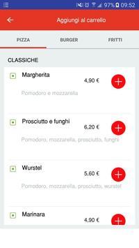iSpazioPizza apk screenshot