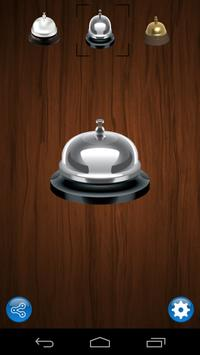 Service bell poster