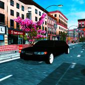 Limo Driver Sim Pro icon