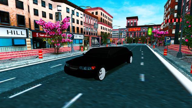 Limo Driver Sim Pro poster