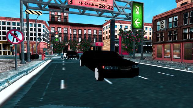 Police Limo Simulator Pro apk screenshot