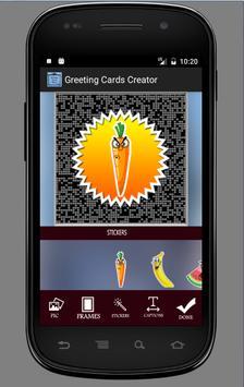 Greeting Cards Creator screenshot 1